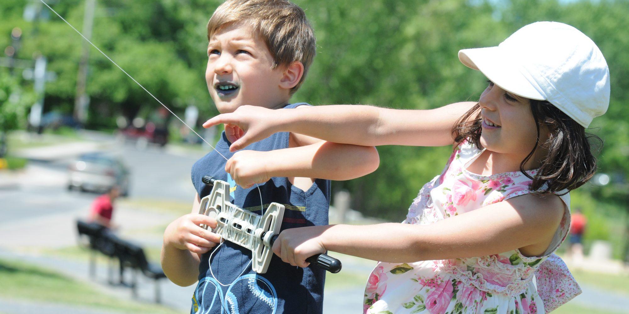 Enfant tourisme apprentissage