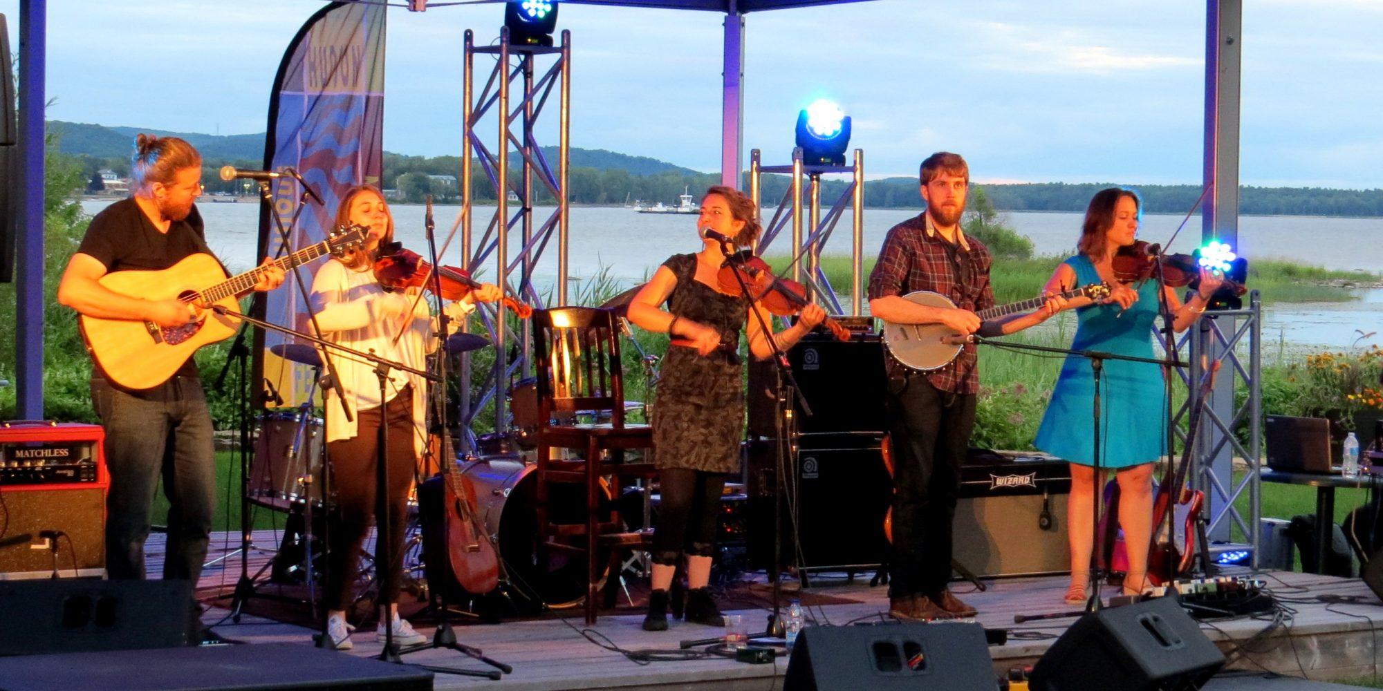 Festival de musique de Hudson