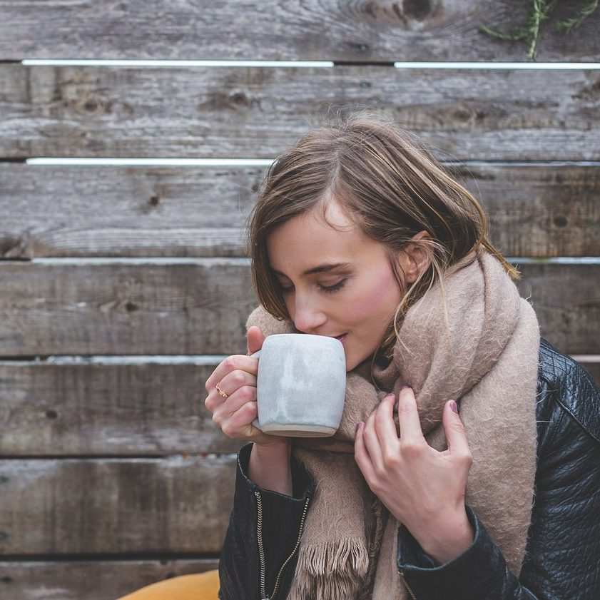 Café automne