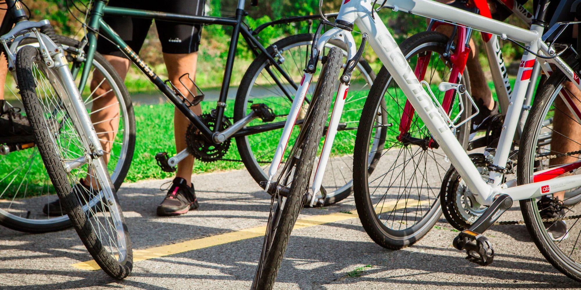 Vélo Valérie Sangin