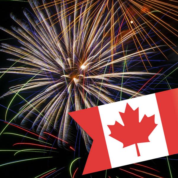 Fête du Canada juillet