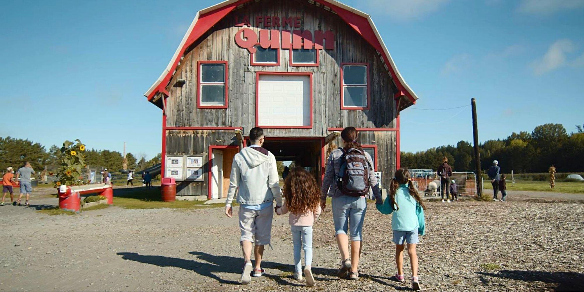 Profil touristique | La petite famille