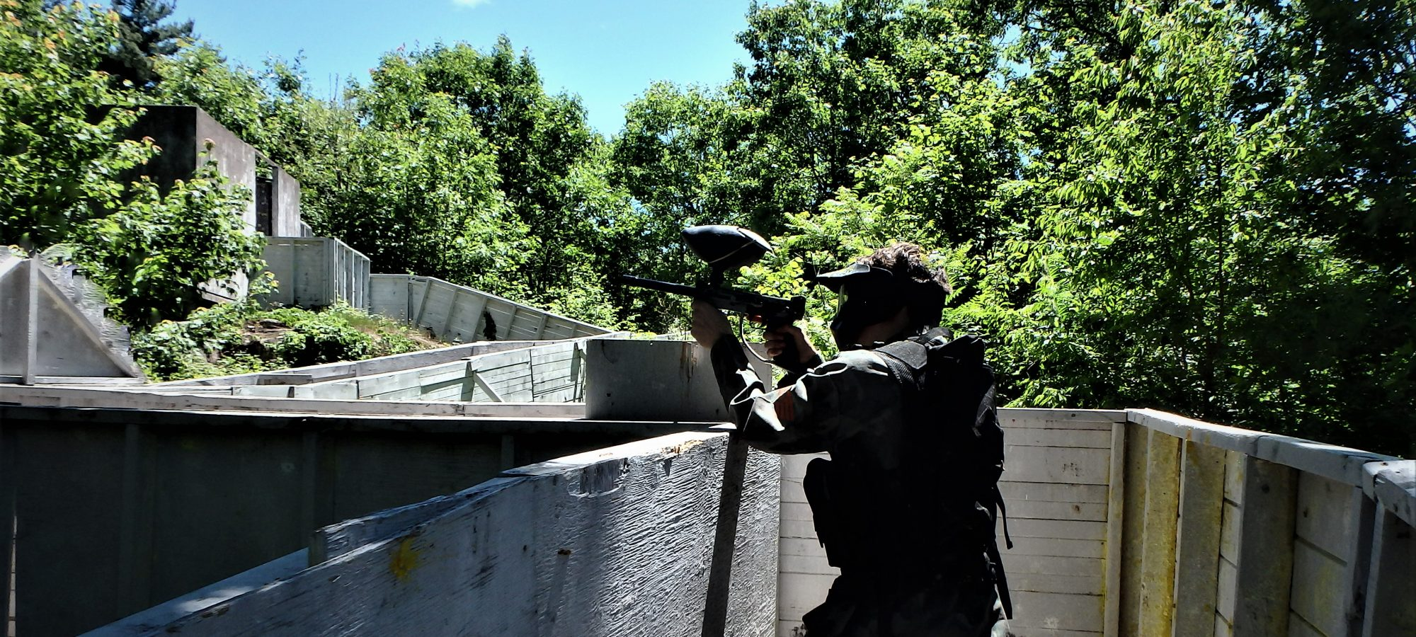 Warzone paintball - vaudreuil